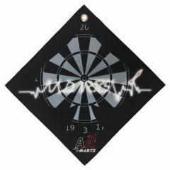 """BIKA Design"" AA darts Original Darts Towel Vol.1 Black(擦手巾)"