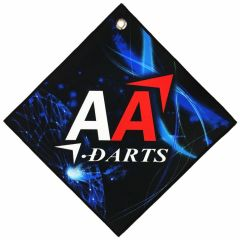 """BIKA Design"" AA darts Original Darts Towel Vol.2 Blue(擦手巾)"