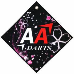 """BIKA Design"" AA darts Original Darts Towel Vol.2 Sakura(擦手巾)"