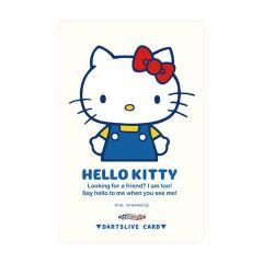 """限定"" 三麗鷗 DARTSLIVE 卡片 - Hello Kitty White 02"