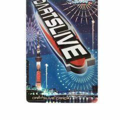 """""""Limited""""  Dartslive card (Let's make darts friends campaign)"""
