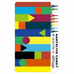 """Card"" DARTSLIVE CARD #041-2"