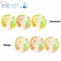 """Fit Flight AIR (薄鏢翼)"" COSMODARTS × 岩田夏海 (Iwata Natsumi) × DartsHive 選手款 [Standard/Shape]"