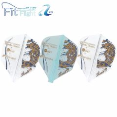 """Fit Flight AIR (薄鏢翼)"" COSMODARTS × 大城正樹 (Masaki Oshiro) × DartsHive 2019 CHAMPION 選手款 [Shape]"