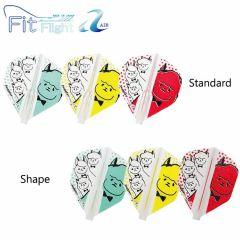 """Fit Flight AIR (薄鏢翼)"" COSMO DARTS × Juggler Alpacas(羊駝) [Standard/Shape]"