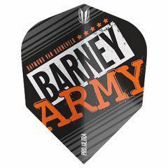 """TARGET"" BARNEY ARMY Raymond van Barneveld 選手款 [Shape]"