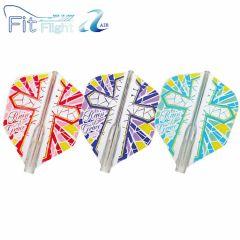 """Fit Flight AIR (薄鏢翼)"" COSMO DARTS x Juggler Queen Cathy Leung ver.2 梁雨恩 選手款 [Shape]"