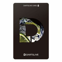 """Card"" DARTSLIVE CARD #044-03"