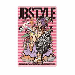 """""""限定"""" JBstyle DARTSLIVE CARD 卡片 201912 - No.04"""