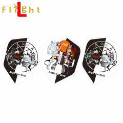 """""""Flight-L"""" DCRAFT Angel & Devil Twin 天使&惡魔雙胞胎 [Shape]"""