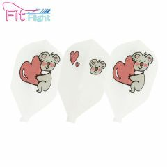 """""""Fit Flight(厚鏢翼)"""" DCRAFT 無尾熊 (Koala) [Shape]"""