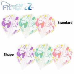 """""""Fit Flight Air (薄鏢翼)"""" COSMO DARTS Juggler Queen COSMIC CAT (宇宙貓咪) ver.2 [Standard/Shape]"""