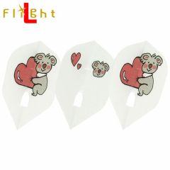 """""""Flight-L"""" DCRAFT 無尾熊(Koala) [Shape]"""