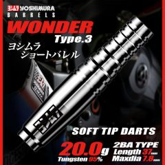 """Yoshimura"" WONDER Type3 [2BA] (可訂購,2-4天會進貨)"