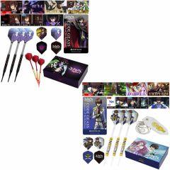 """""""限定"""" Code Geass 反叛的魯路修 Darts set 飛鏢套組 全套 Full Set"""