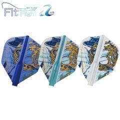 """Fit Flight AIR (薄鏢翼)"" 大城正樹 (Masaki Oshiro) 選手款 ver.3 MIX [Shape]"