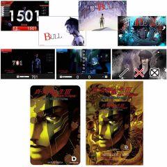 """限定"" DARTSLIVE Card 真・女神転生III NOCTURNE HD REMASTER Ver.A 主題卡片"