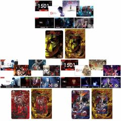 """限定"" DARTSLIVE Card 真・女神転生III NOCTURNE HD REMASTER Full set 全套"