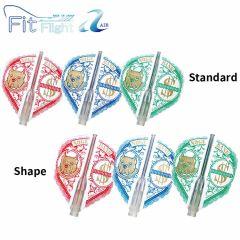 """Fit Flight AIR (薄鏢翼)"" COSMO DARTS 野毛駿平 (Shunpei Noge) ver.3 選手款 [Standard/Shape]"