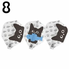 """8 FLIGHT"" CAT series #3 喵喵太郎 (Meow Taro) [Shape]"