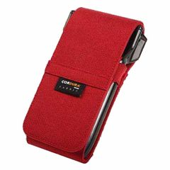 """Cameo"" SKINNY LIGHT CORDURA2 case-Red"