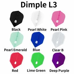 """Flight-L"" PRO L3 Dimple Shape New Color 新顏色"
