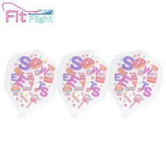 """Fit Flight (厚鏢翼)"" D.CRAFT Sweets 甜點 [Shape]"