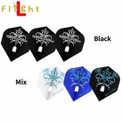 """Flight-L"" PRO Fallon Sherrock ver.3 Lily Black/Mix 選手款 [Standard]"