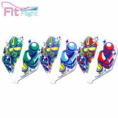 """Fit Flight (厚鏢翼)"" COSMO DARTS FB Leung 2 選手款 [Shape]"