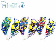 """Fit Flight AIR (薄鏢翼)"" COSMO DARTS FB Leung 2 model [Shape]"