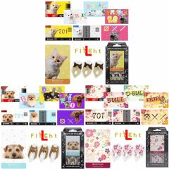 """DARTSLIVE"" L-Flight PRO Special Pack CARD 鏢翼 + 卡片 + 主題 Full set 全套"