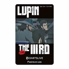 """""""限定"""" DARTSLIVE Card LUPIN THE IIIRD 峰不二子の嘘 魯邦&次元"""
