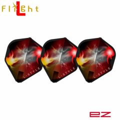 """Flight-L"" EZ Mensur Suljovic ver.1 Type-B 選手款 [Standard]"