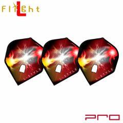 """Flight-L"" PRO Mensur Suljovic ver.1 Type-B 選手款 [Standard]"