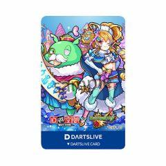 """""""限定"""" DARTSLIVE CARD 卡片 Monster Strike 怪物彈珠 Nostradamus 諾斯特拉達姆斯"""