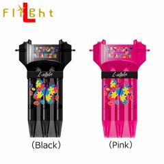 """L-style"" KRYSTAL ONE Fallon Sherrock Ver.2 Black/Pink 選手款 鏢盒"