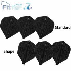 """Fit Flight AIR(薄鏢翼)"" Printed Series STEALTH 隱身 [Standard/Shape]"